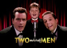 two and a half men musik